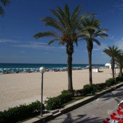 Hotel Victoria пляж