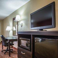 Отель Quality Inn And Suites Monroe удобства в номере