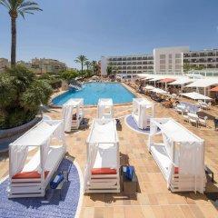 Отель Playasol Mare Nostrum Испания, Ивиса - отзывы, цены и фото номеров - забронировать отель Playasol Mare Nostrum онлайн бассейн