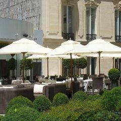 Отель Hôtel Barrière Le Fouquet's питание фото 4