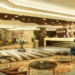 Отель Gulf Court Business Bay интерьер отеля