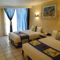 Отель Fontan Ixtapa Beach Resort комната для гостей