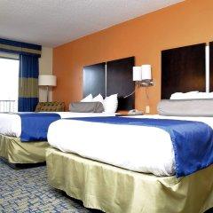 Отель Rodeway Inn Meridian комната для гостей фото 3