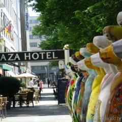 Berlin Plaza Hotel am Kurfurstendamm Берлин питание фото 2