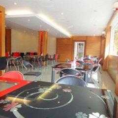 Отель Dream Town Pratunam Бангкок фитнесс-зал