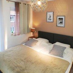 Отель Businest Gosselies-charleroi Airport - 1-bedroom Apartment Бельгия, Госселье - отзывы, цены и фото номеров - забронировать отель Businest Gosselies-charleroi Airport - 1-bedroom Apartment онлайн комната для гостей фото 3