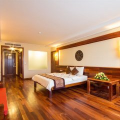 Royal Empire Hotel in Siem Reap, Cambodia from 61$, photos, reviews - zenhotels.com guestroom