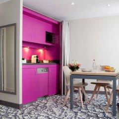 Отель Serotel Suites Франция, Париж - отзывы, цены и фото номеров - забронировать отель Serotel Suites онлайн в номере