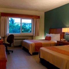 Отель Comfort Inn Puerto Vallarta Пуэрто-Вальярта комната для гостей фото 5