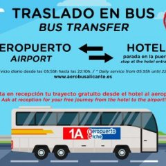 Отель Port Elche Испания, Эльче - отзывы, цены и фото номеров - забронировать отель Port Elche онлайн городской автобус