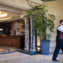 Отель NH Collection Paseo del Prado бассейн фото 2