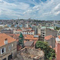 Отель By Murat Hotels Galata балкон
