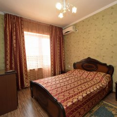 Отель Афина Дивноморское комната для гостей фото 2