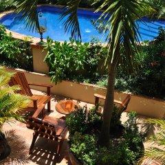 Отель La Pasion Hotel Boutique Мексика, Плая-дель-Кармен - отзывы, цены и фото номеров - забронировать отель La Pasion Hotel Boutique онлайн пляж