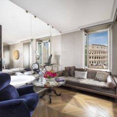 Отель Palazzo Manfredi Рим комната для гостей фото 5