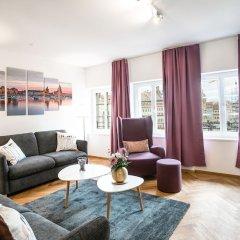 Отель Aparthotel Am Schloss Германия, Дрезден - отзывы, цены и фото номеров - забронировать отель Aparthotel Am Schloss онлайн фото 3