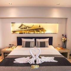 Nouvo City Hotel комната для гостей фото 2