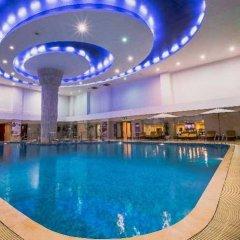 Гостиница Пекин Палас Soluxe Astana Казахстан, Нур-Султан - 4 отзыва об отеле, цены и фото номеров - забронировать гостиницу Пекин Палас Soluxe Astana онлайн бассейн фото 3