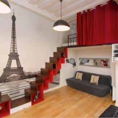 Апартаменты BP Apartments - Charming Louvre интерьер отеля