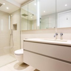 Отель Veeve - Soho House Великобритания, Лондон - отзывы, цены и фото номеров - забронировать отель Veeve - Soho House онлайн ванная фото 2