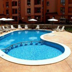 Отель Complex Sunflower Болгария, Солнечный берег - отзывы, цены и фото номеров - забронировать отель Complex Sunflower онлайн бассейн