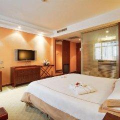Отель Starway Jiaxin Китай, Шанхай - отзывы, цены и фото номеров - забронировать отель Starway Jiaxin онлайн комната для гостей фото 2