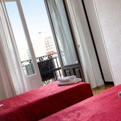 Отель Hostal Besaya балкон