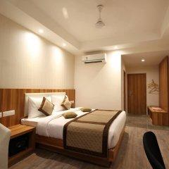 Отель Le ROI Raipur Индия, Райпур - отзывы, цены и фото номеров - забронировать отель Le ROI Raipur онлайн комната для гостей фото 2