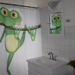 Отель Treetops Villa Порт Антонио ванная