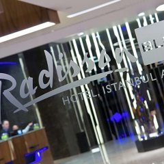 Radisson Blu Hotel Istanbul Asia фитнесс-зал фото 4