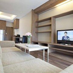 Отель V Residence Bangkok Бангкок комната для гостей фото 4