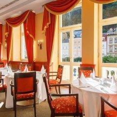 Отель Dvorak Spa & Wellness Карловы Вары помещение для мероприятий