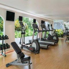 Отель Sheraton Samui Resort фитнесс-зал фото 3
