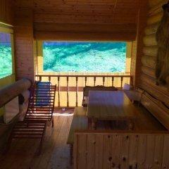 Отель Eco Chalet Honey Place Сочи балкон