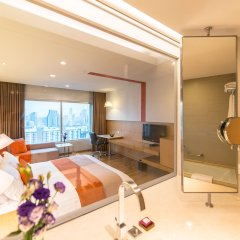 Pathumwan Princess Hotel комната для гостей фото 4