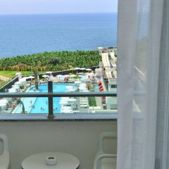 White City Resort Hotel Турция, Аланья - отзывы, цены и фото номеров - забронировать отель White City Resort Hotel онлайн балкон