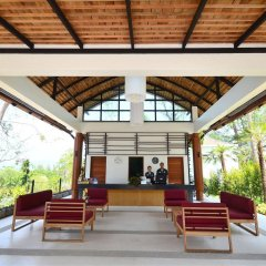 Отель The Mangrove Panwa Phuket Resort интерьер отеля фото 2