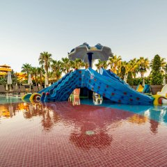 Hane Garden Hotel Сиде бассейн фото 2