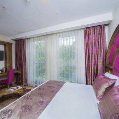 Gulec Hotel комната для гостей фото 2