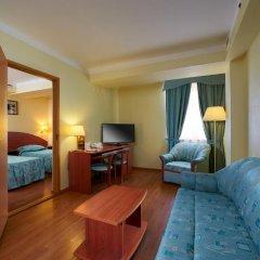 Гостиница Достоевский 4* Стандартный номер разные типы кроватей фото 9