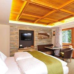 Hotel Maraias Горнолыжный курорт Ортлер комната для гостей фото 2
