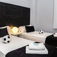 Отель Alcam Futbol комната для гостей фото 6