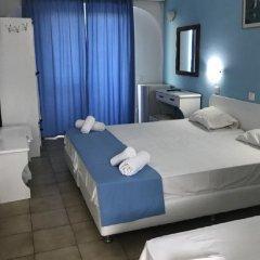 Отель Romantza Mare сейф в номере