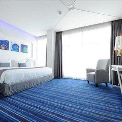 Glacier Hotel Khon Kaen комната для гостей фото 4