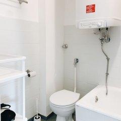 Отель Apollo Apartments Германия, Нюрнберг - отзывы, цены и фото номеров - забронировать отель Apollo Apartments онлайн ванная