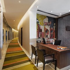 Отель The Park New Delhi интерьер отеля
