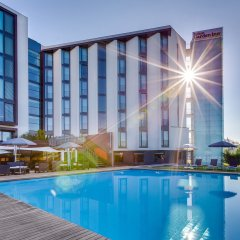 Отель Hilton Garden Inn Venice Mestre San Giuliano бассейн фото 3