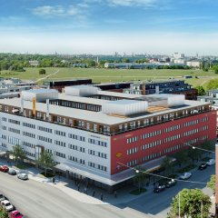 Апартаменты Biz Apartment Gardet Стокгольм фото 2