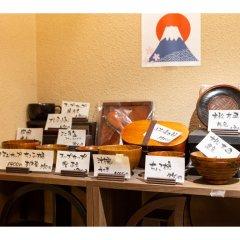 Отель Wing International Premium Tokyo Yotsuya Япония, Токио - отзывы, цены и фото номеров - забронировать отель Wing International Premium Tokyo Yotsuya онлайн питание фото 3