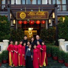 Little Hoian Boutique Hotel & Spa Хойан